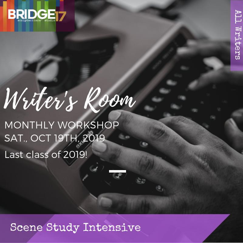 5-Week Novice Writers' Workshop