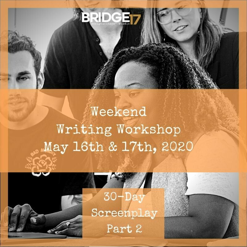 Weekend Writing Workshop (May)