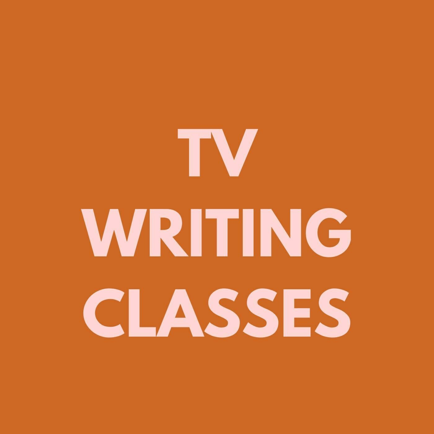 TV Tuesday Writing Class - March 3, 2020