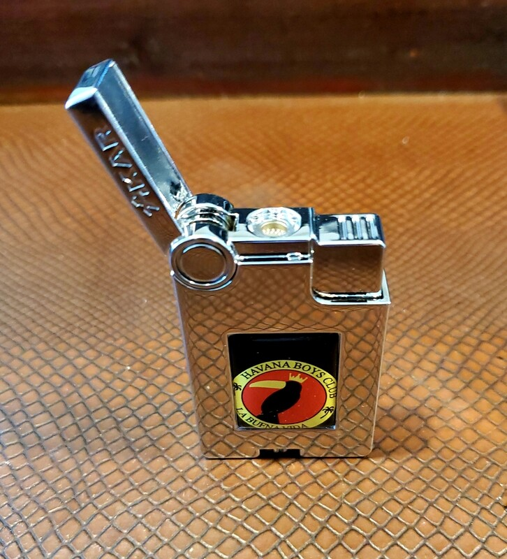 Windproof Flame and Torch lighter By Xikar
