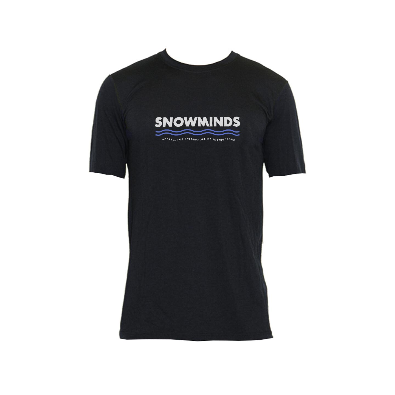 Snowminds 100% Merino Wool Tee