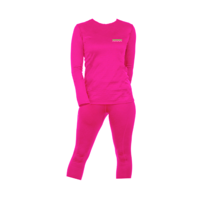 Marvellous Merino Set Women (Neon)