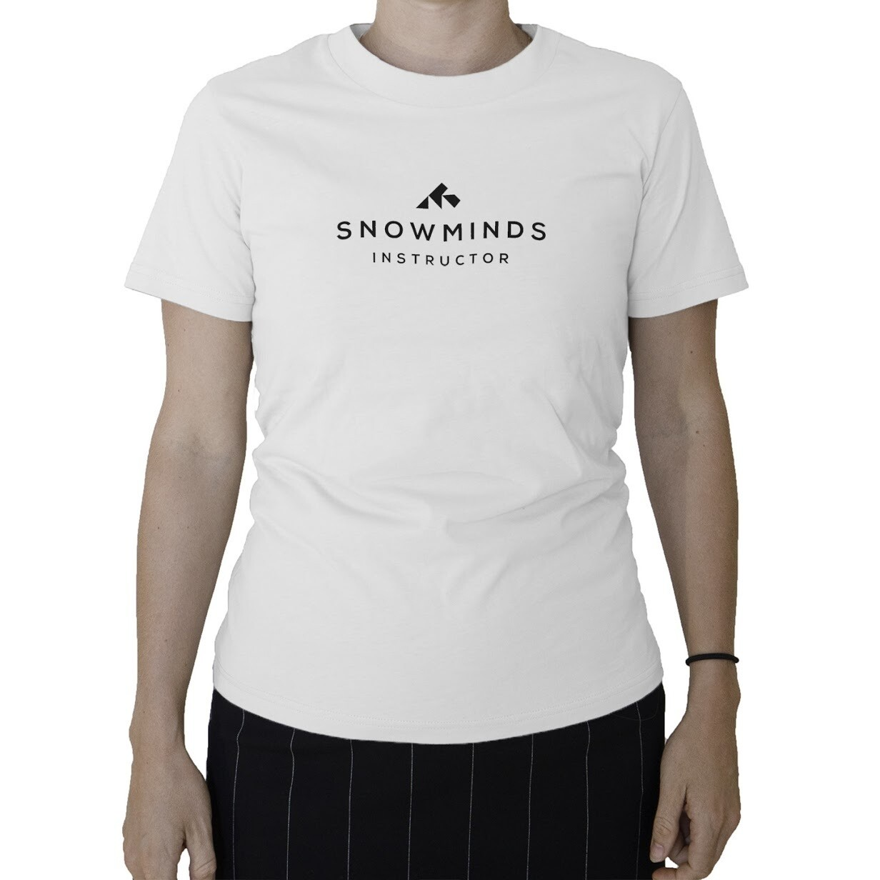 Instructor Tee Woman White