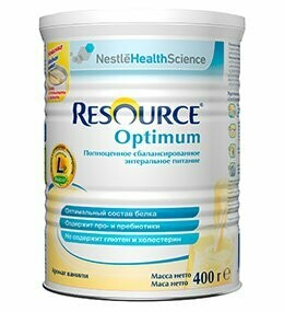 RESOURCE® OPTIMUM