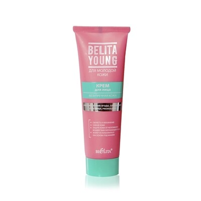 BELITA YOUNG |  КРЕМ для лица Безупречная кожа, 50 мл