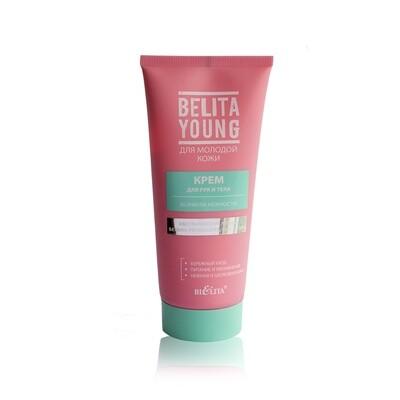 BELITA YOUNG |  КРЕМ для рук и тела Формула нежности, 150 мл