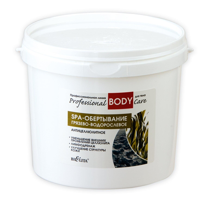 Prof BODY CARE | SPA-ОБЕРТЫВАНИЕ грязево-водорослевое антицеллюлитное 1,3 кг