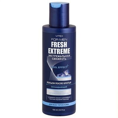 Витэкс | VITEX FOR MEN FRESH EXTREME |  Лосьон после бритья охлаждающий, 150 мл