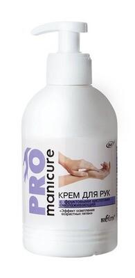 Белита   PRO MANICURE   КРЕМ для рук с фруктовыми кислотами омолаживающий, 300 мл