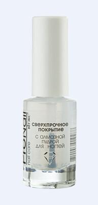 Витэкс   PRO Nail    Сверхпрочное покрытие с алмазной пудрой для ногтей, 9 мл