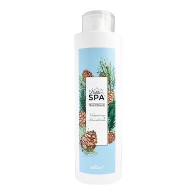 Белита   Пена для ванн Belita SPA    Пена для ванн «Сибирский кедр и можжевельник», 520 мл