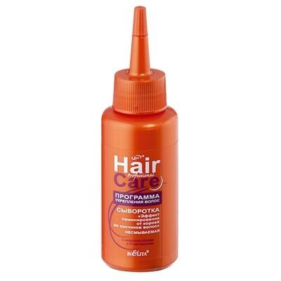 Белита | Professional Hair Care | СЫВОРОТКА Эффект ламинирования от корней до кончиков волос несмываемый, 80 мл