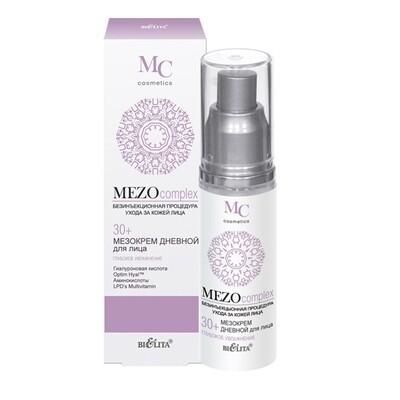 MEZOcomplex | МезоКРЕМ дневной для лица Глубокое увлажнение 30+, 50 мл