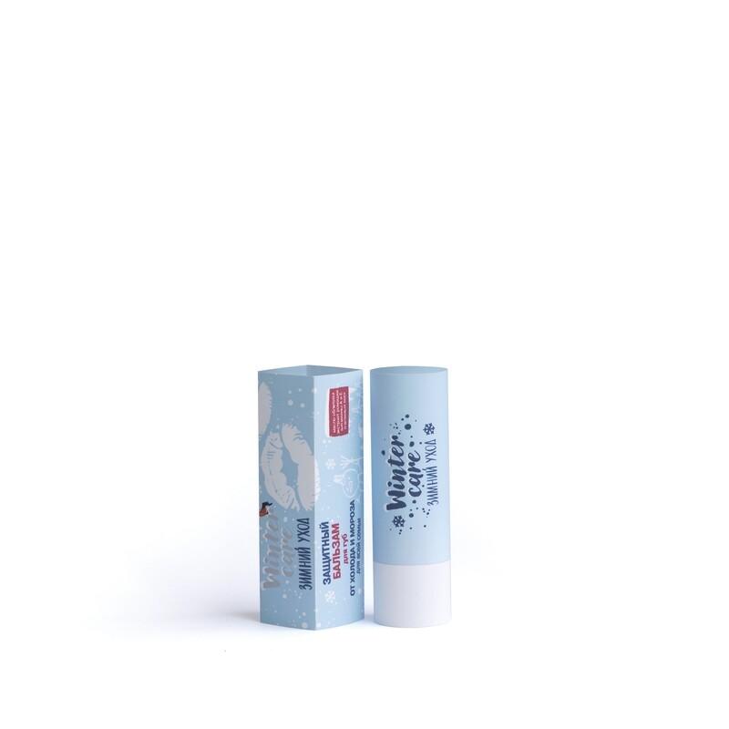 Витэкс | Winter care | БАЛЬЗАМ защитный для губ от холода и мороза, 4 г