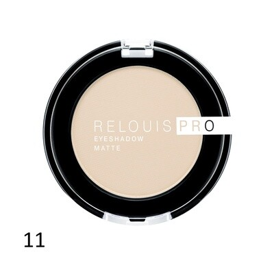 RELOUIS PRO EYESHADOW MATTE 7 colors | ТЕНИ ДЛЯ ВЕК