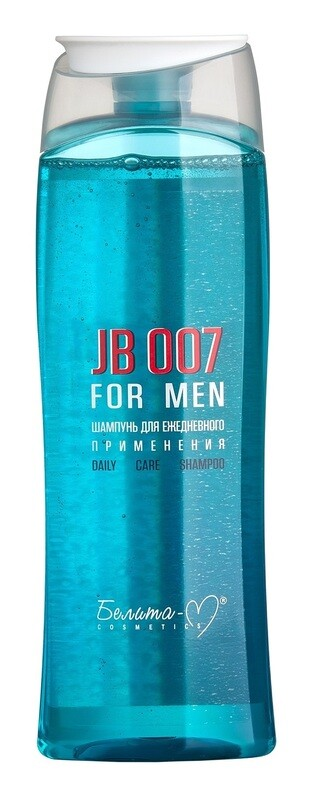 JB 007 for men | ШАМПУНЬ для ежедневного применения, 250 г | Belita-M