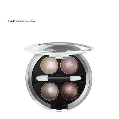 BelorDesign | Тени 4-х цветные Delicate