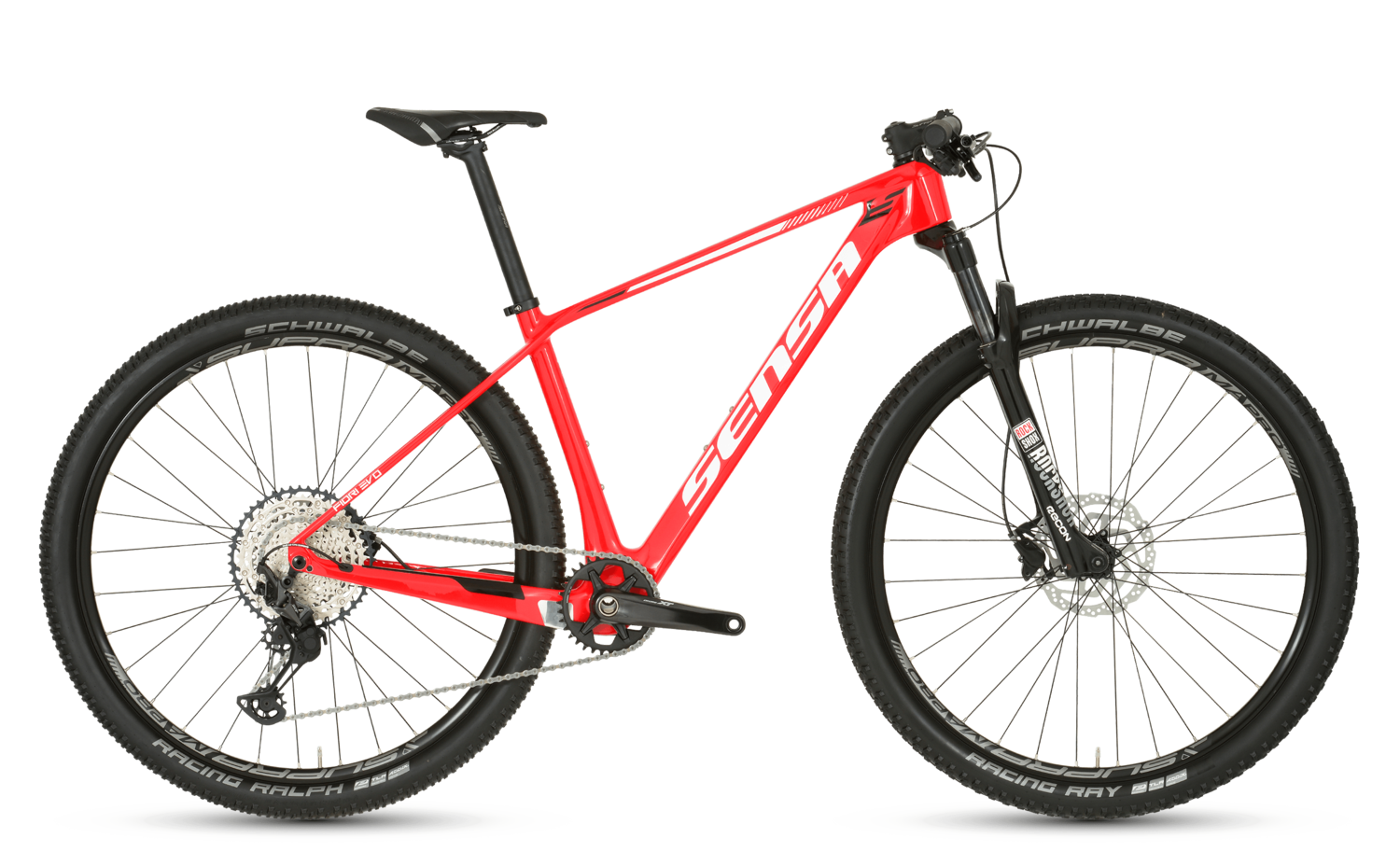 FIORI EVO RACING RED LIMITED PRO
