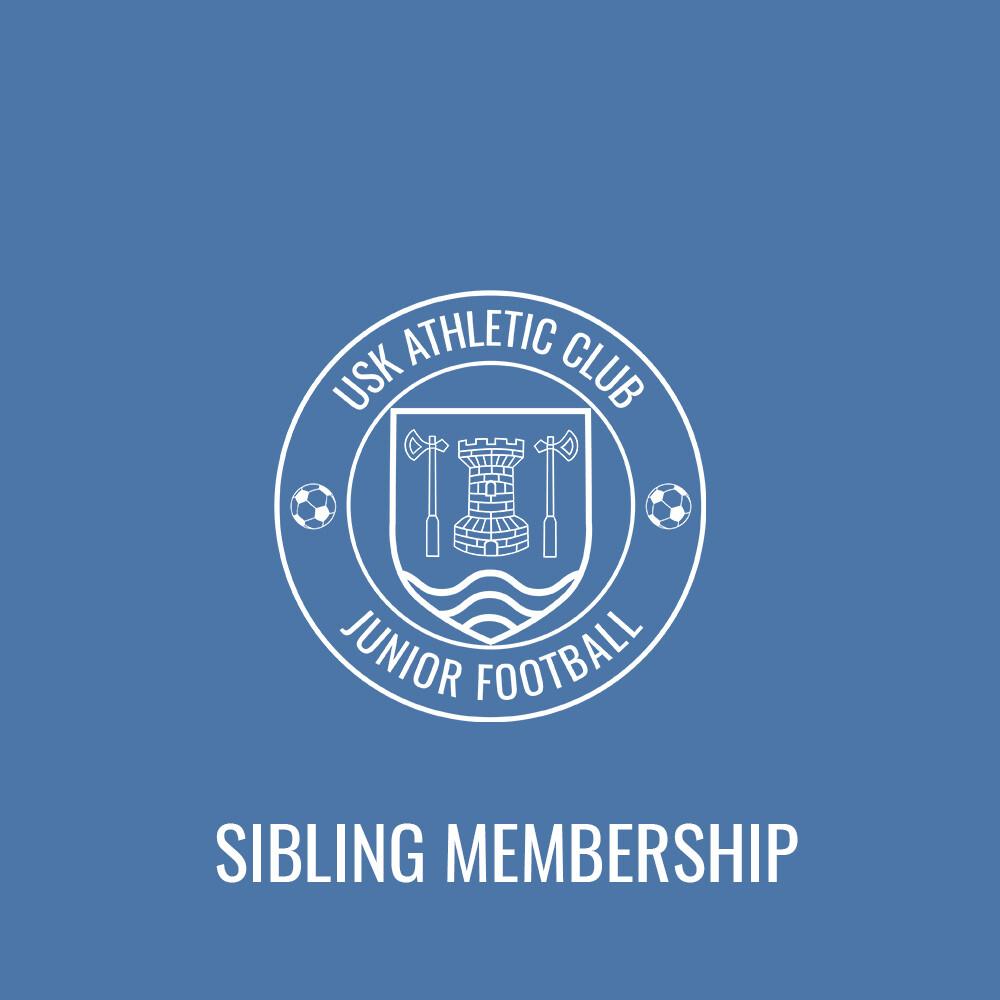 Usk JFC Sibling Membership
