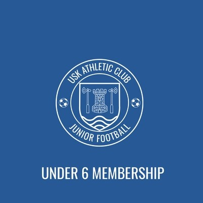 Usk JFC Under 6's Membership