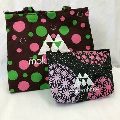Handbag and case combo