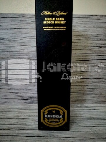 Black Douglas Single Grain Whisky 750ML
