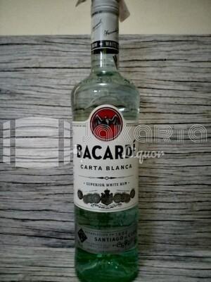 Bacardi Carta Blanca 750ML