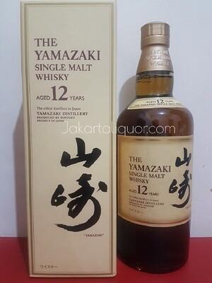 Yamazaki 12 YO 700ML