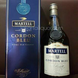 Martell Cordon Bleu 1L