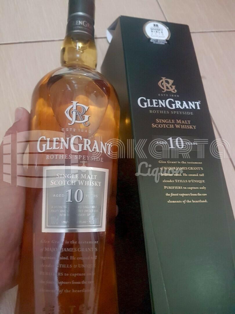 Glen Grant 10YO 1L