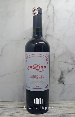 Fuzion Cabernet Sauvignon 2018 - 750ML