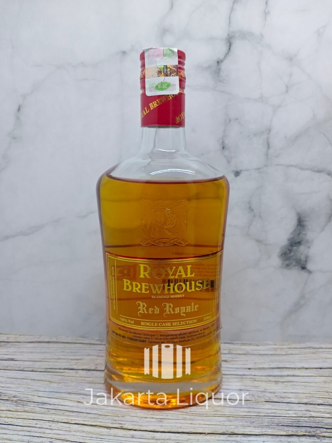 Red Royal Brewhouse Blended Whisky 700ML