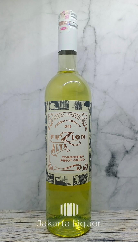 FUZION ALTA Torrontes Pinot Grigio 750ML