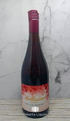 Bellissimo - Dolce Rosso 750ML