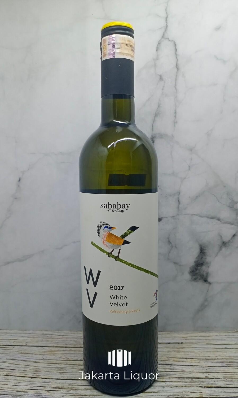 Sababay - White Velvet 750ML