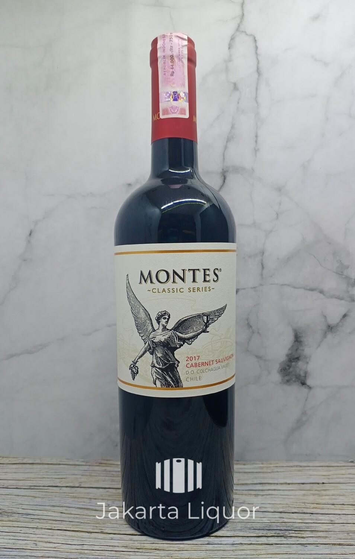 Montes / Classic - Cabernet Sauvignon 750ML