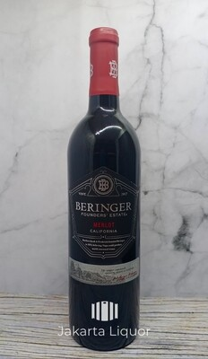 Beringer Founder Estate Merlot 750ML