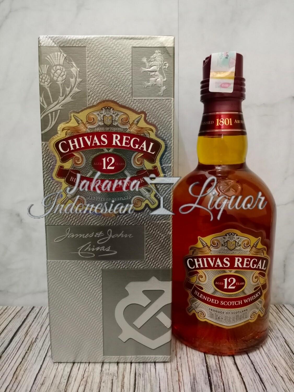Chivas 12YO 700ML
