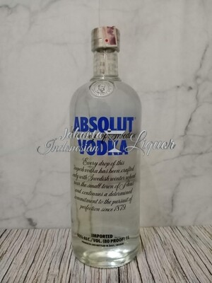 Absolut Blue Vodka 700ML