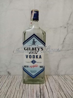 Gilbeys Vodka