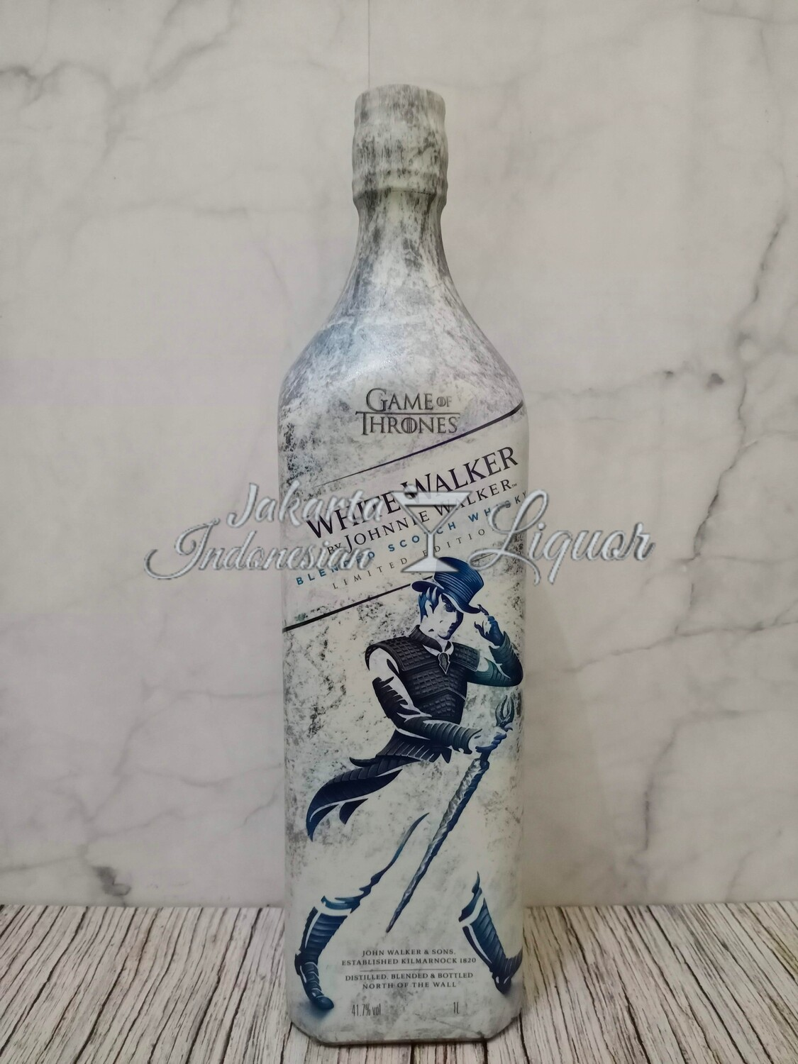 JW White Walker 1L - Game Of Thrones
