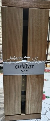 The Glenlivet XXV (25YO) 700ML
