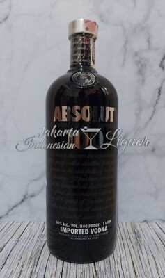 Absolut 100 / Black 1L