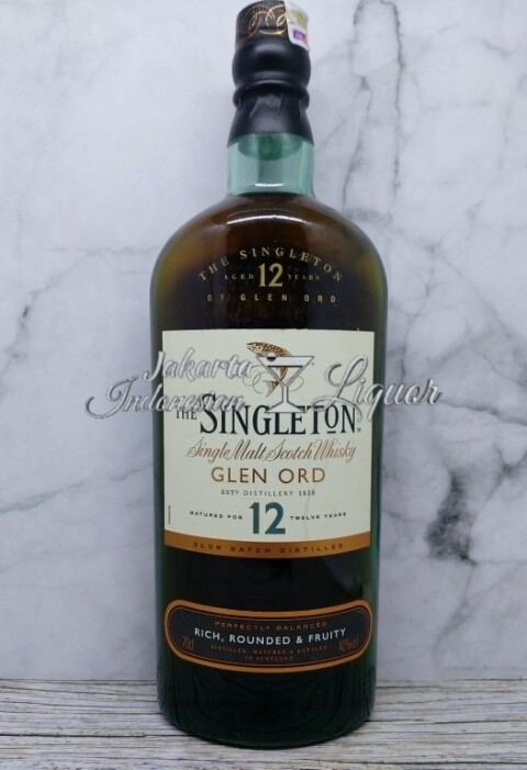 The Singleton 12YO Glen Ord 700ML