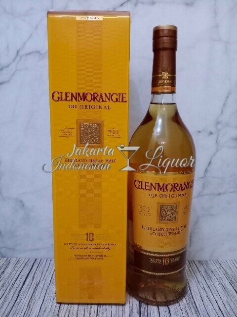 Glenmorangie 10 YO - The Original 1L