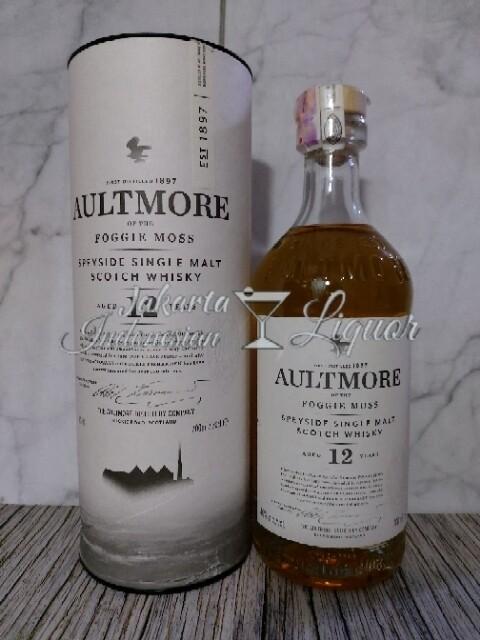Aultmore 12YO 700ML