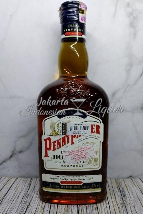 Pennypacker Bourbon Whisky 750ML