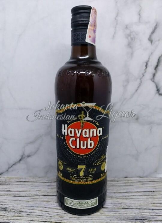 Havana Club 7 Years Old 750ML
