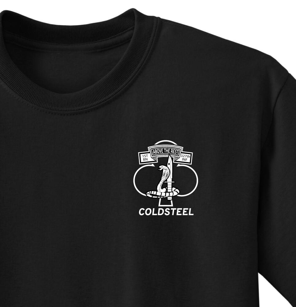 "1-327th C CO 3PLT ""Death Dealers"" Shirt"