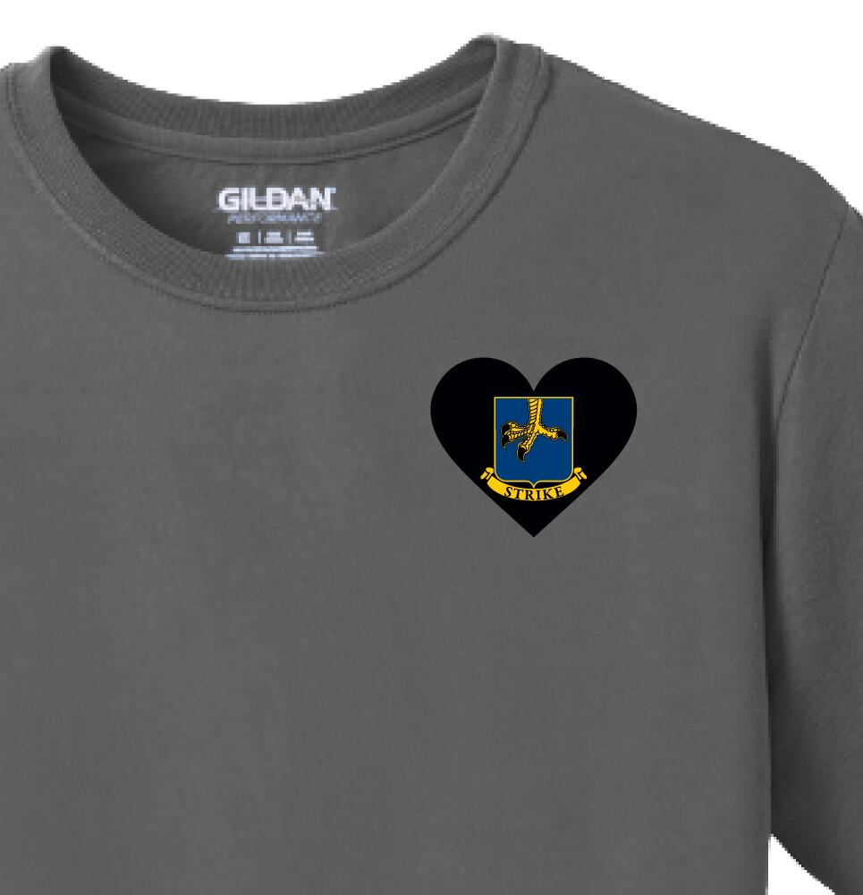 "2-502 ""Strike Force"" Battalion Shirt"
